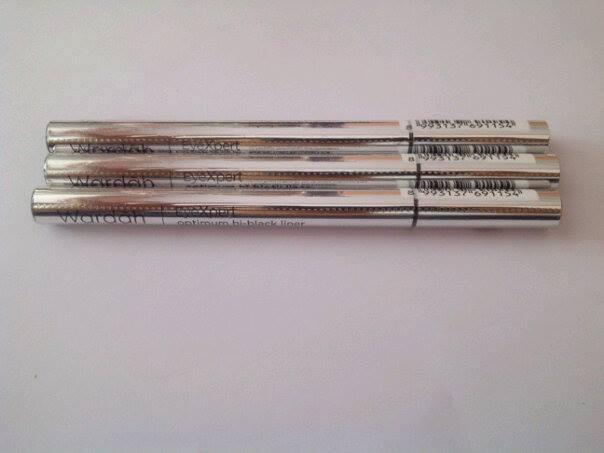Jual Wardah EyeXpert Optimum Hi-Black Liner (Eyeliner