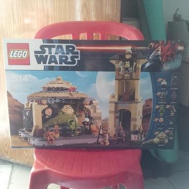 Jual Lego Star Wars 9516 Jabba Palace Koleksihobi Tokopedia