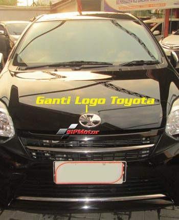 Foto Produk Emblem Logo Toyota Agya dari SIPMotor