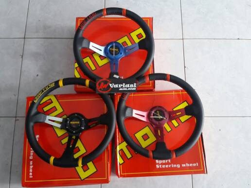 harga Setir/stir momo drifting 14  (import) Tokopedia.com