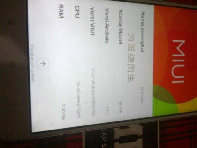 harga Promo xiaomi mi 4 ram 3gb internal 16gb garansi resmi 1 tahun Tokopedia.com