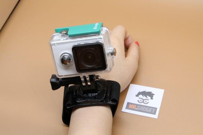 harga Hand wrist strap mount 360 degree for gopro / xiaomi / sjcam / brica Tokopedia.com