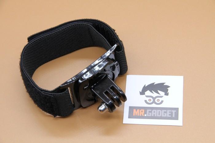 Hand Wrist Strap Mount 360 Degree for GoPro / Xiaomi / SjCam / Brica
