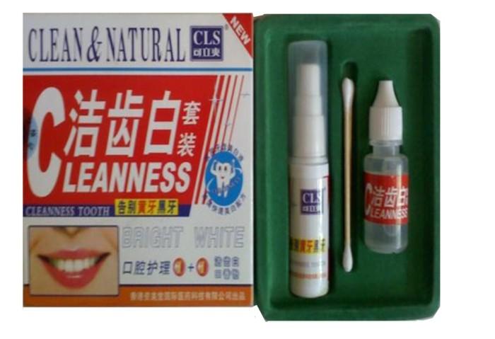 Jual Pemutih Dan Penghancur Karang Gigi Super Bersih Cleanness Tooth