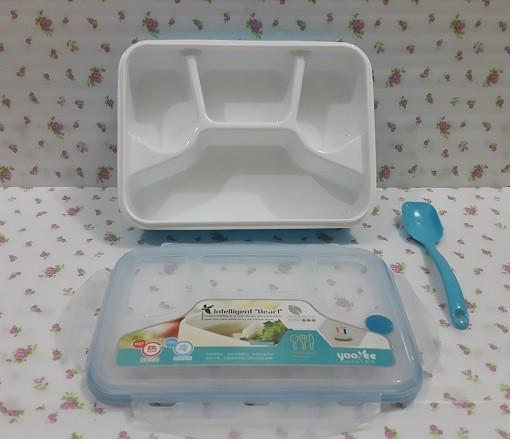 Kotak makan (lunch box) yooyee 4 sekat