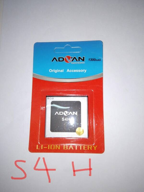 BATERAI BATERE BATRE BATTERY ADVAN Vandroid GAIA MINI S4H ORIGINAL