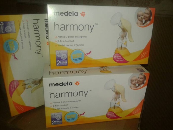 harga Medela harmony light tanpa niple calma Tokopedia.com