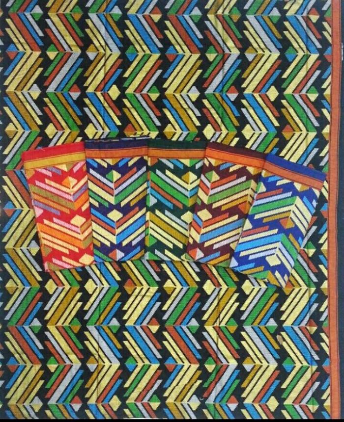 harga Kain batik songket bali prodo no seri 17 Tokopedia.com