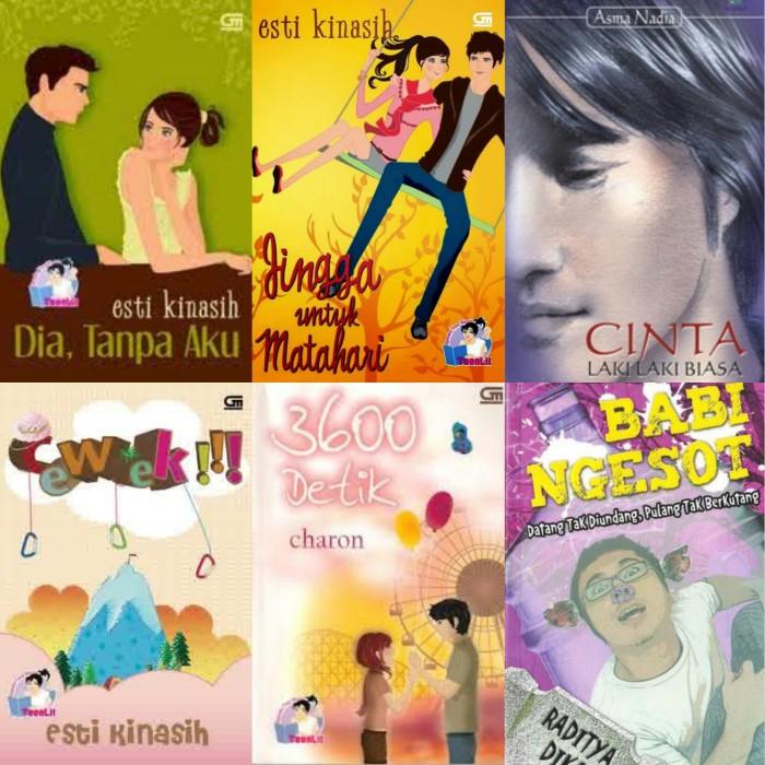 EBOOK PDF NOVEL INDONESIA REMAJA PDF DOWNLOAD
