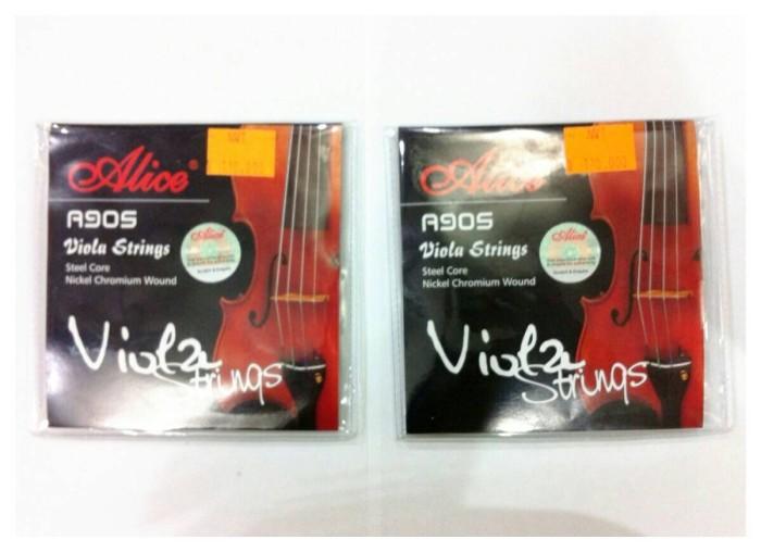 harga Senar  biola violin alice 1 set Tokopedia.com