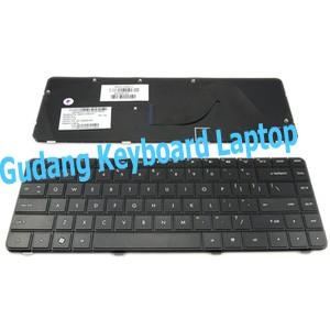 harga Keyboard laptop hp compaq presario cq42 g42 black Tokopedia.com