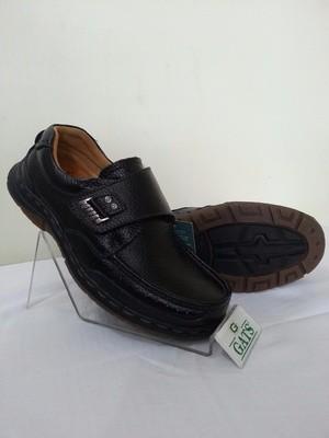 harga Sepatu kulit gats br 5502 (black) Tokopedia.com