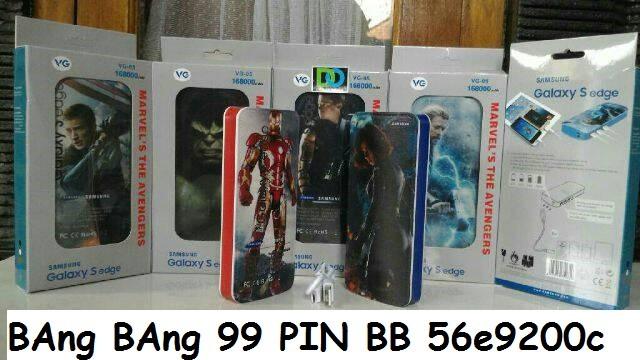 PowerBank Samsung Avenger/Power Bank 168.000 mAh/Powerbank 168000 mAh