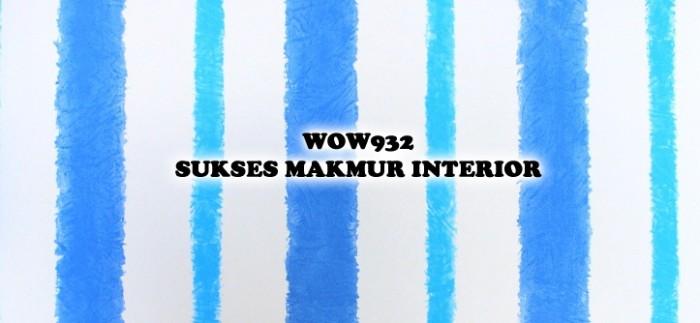 Jual Wallpaper Kamar Anak Garis Biru Background Putih Jakarta