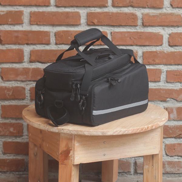 harga Tas Sepeda Pannier | Touring | Bagasi | Trunk Bag Eibag Hitam Tokopedia.com