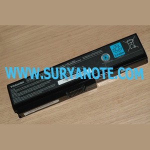 harga Baterai laptop toshiba satellite l630l635l640l645 (garansi 6 bulan) Tokopedia.com