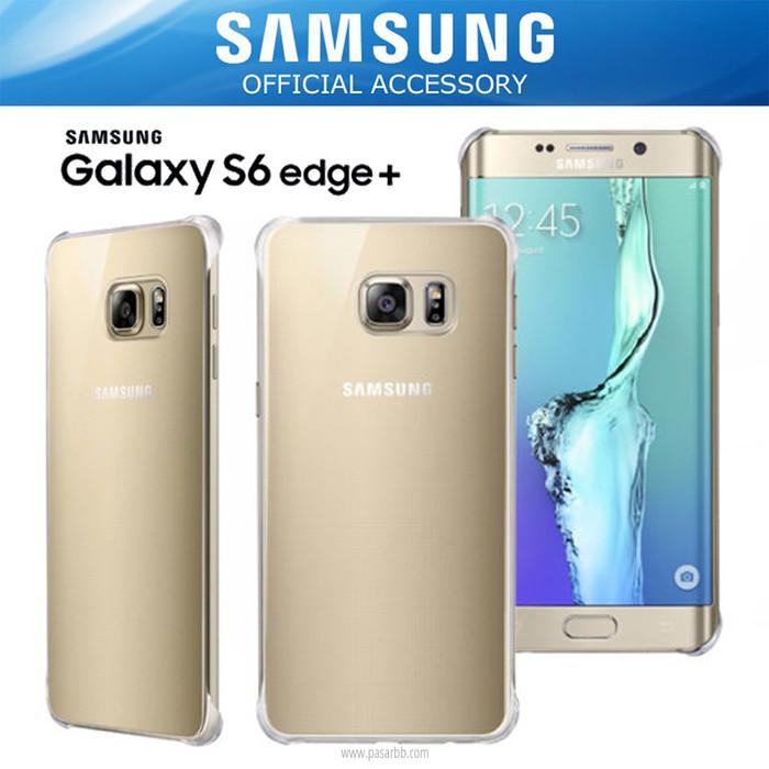 huge selection of 43c84 8999b Jual SAMSUNG Galaxy S6 Edge Plus Glossy Cover Case Original - Gold -  Jakarta Pusat - pasarbb   Tokopedia