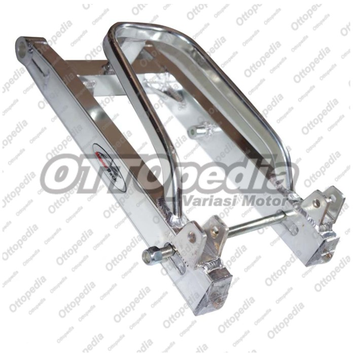 Swing arm / lengan ayun super track stabilizer shogun r 110 ...