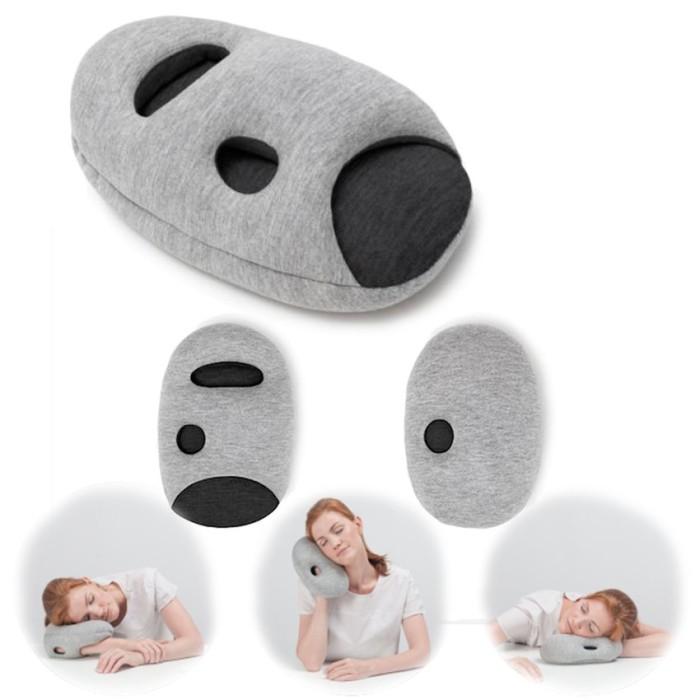 harga Ostrich pillow mini / bantal tidur mini Tokopedia.com