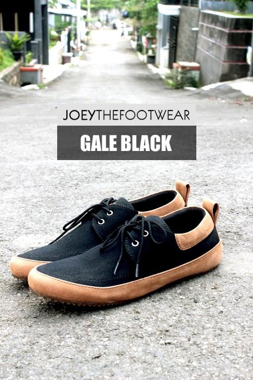 Sepatu casual joey gale black 8375675c6d