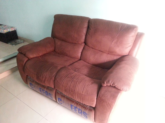 Swell Jual Maclaine 3 2 Seater Reclining Sofa Brown Dki Jakarta Pomade9 Tokopedia Unemploymentrelief Wooden Chair Designs For Living Room Unemploymentrelieforg