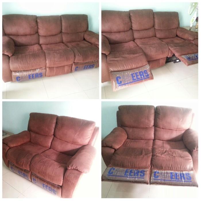 Seater Reclining Sofa