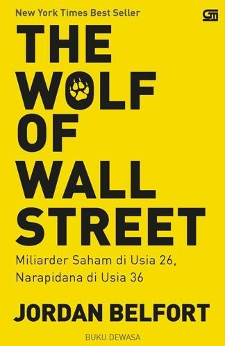 harga Buku the wolf of wall street Tokopedia.com
