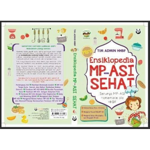 harga Mini ensiklopedia mp-asi sehat Tokopedia.com