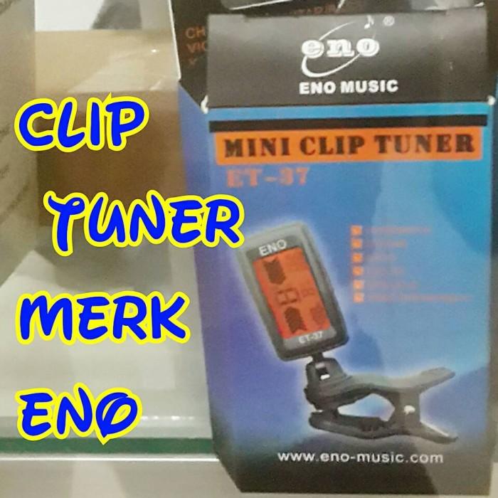 harga Clip tuner merk eno Tokopedia.com
