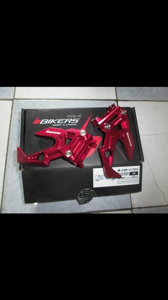 harga Aksesoris motor kawasaki standhook bikers ninja 250 r  250fi  z250 Tokopedia.com