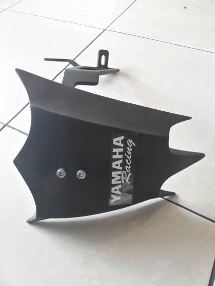 harga Aksesoris mudguar guardmud motor sport kawasaki ninja yamaha r25 honda Tokopedia.com