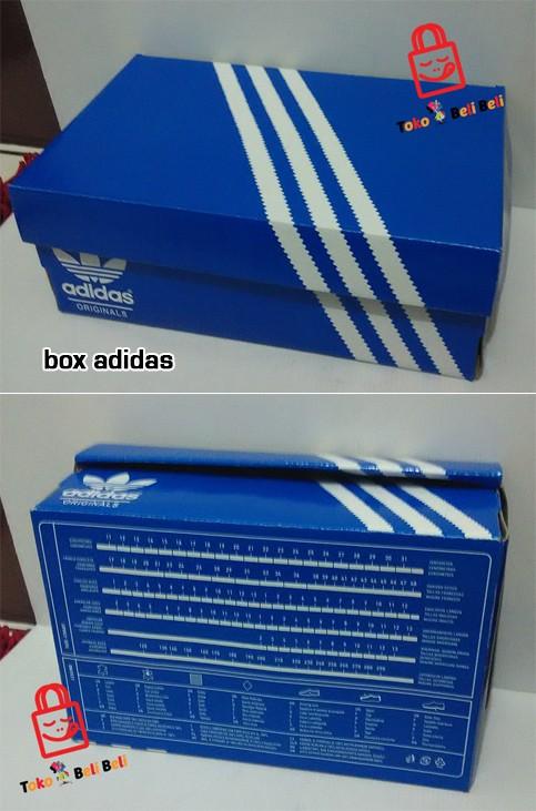 Jual Jual Murah Box Sepatu ADIDAS e787480b9f