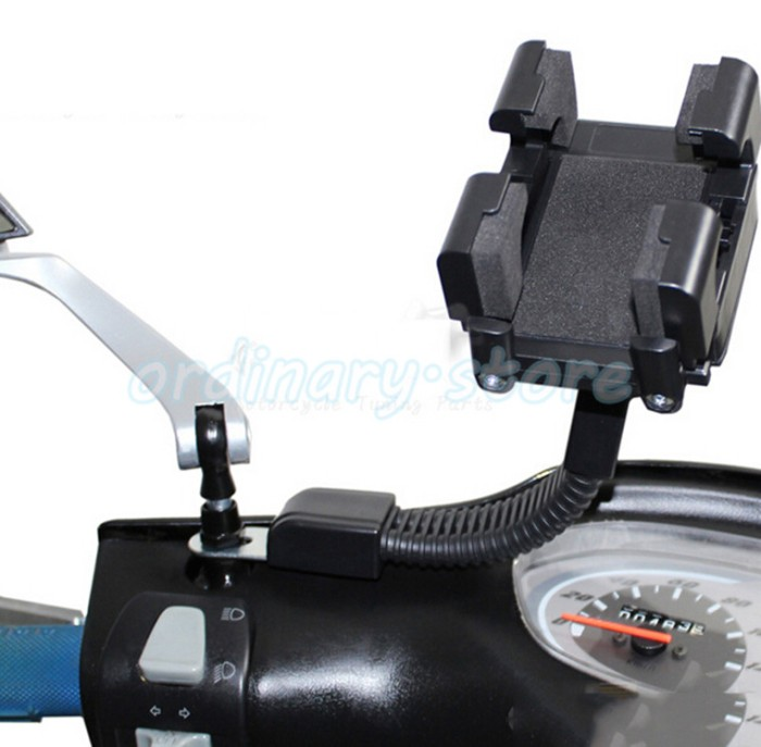 harga Phone holder motor matic / jepit spion Tokopedia.com