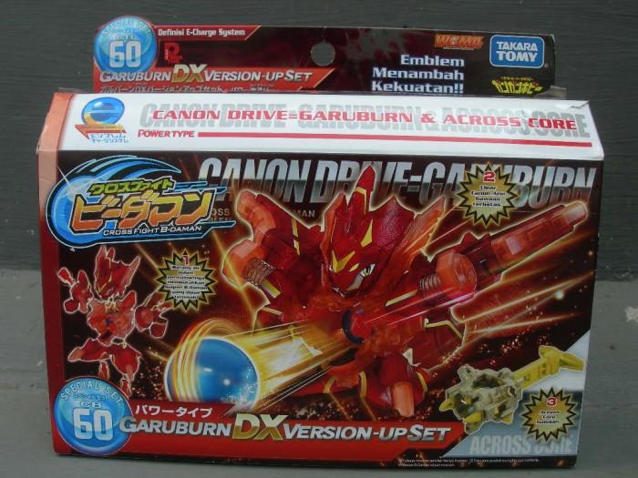 harga B-daman takara tomy garuburn dx ver-upset Tokopedia.com