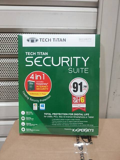 harga Kaspersky internet security 3user 2016(promo free 3user) Tokopedia.com