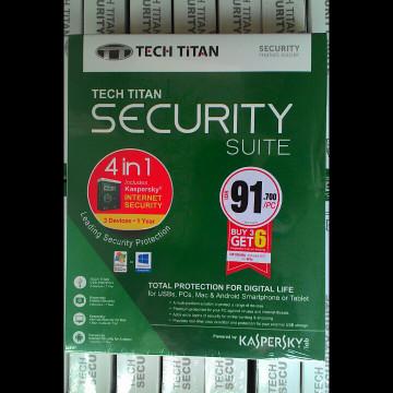 harga Kaspersky tech titan security suite 2016 /kaspersky internet security Tokopedia.com
