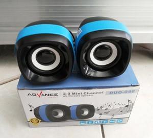 speaker advance duo 40