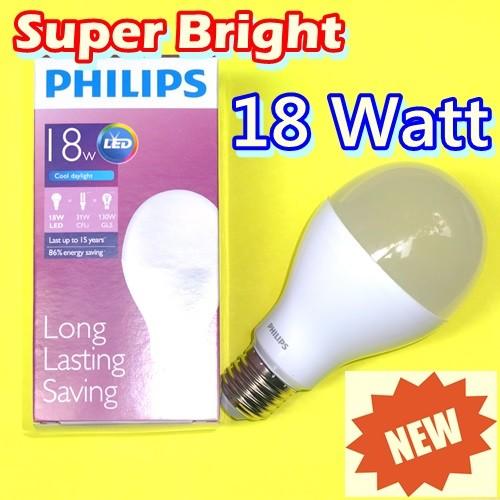 Jual Lampu LED Philips 18 Watt Super Bright