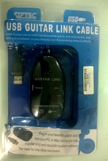 harga Gitar link usb + software guitar rig 5 full version semarang Tokopedia.com