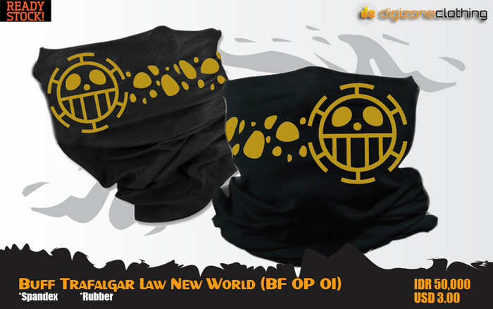 Jual One Piece Buff (BF OP 01) - Kota Yogyakarta