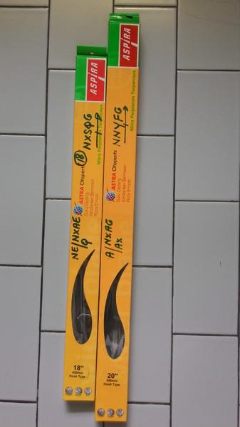 harga Wiper blade / karet wiper taruna & honda city z (1 set) Tokopedia.com