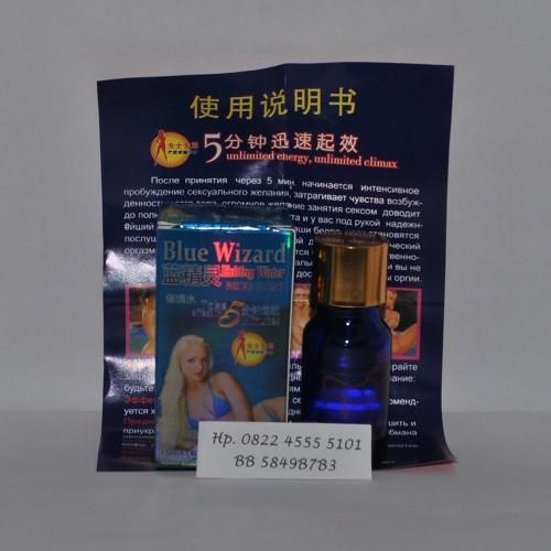 jual blues wizard new obat perangsang wanita cair surabaya