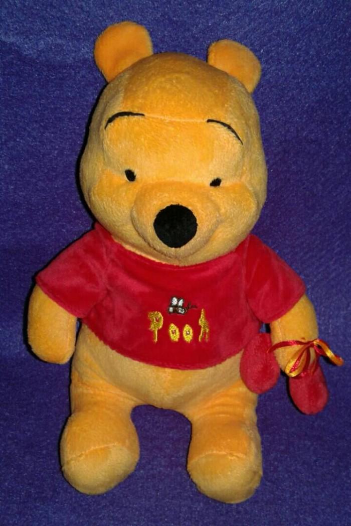 harga Boneka winnie the pooh import 30cm Tokopedia.com