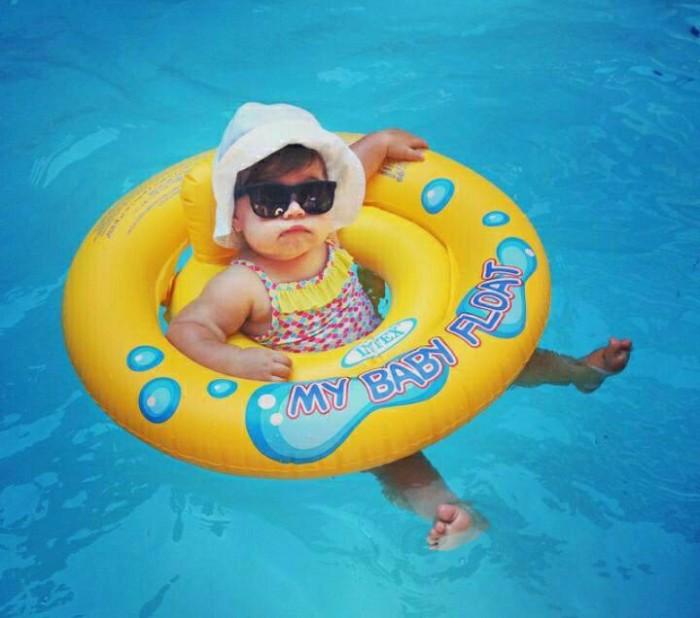harga Intex my baby float ban renang anak berpenahan kaki Tokopedia.com