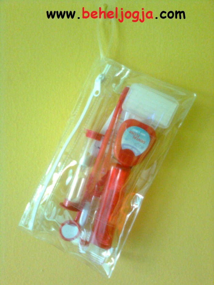 Jual Paket Dental Kit (Sikat Travel) - Behel Jogja  bc55299afa