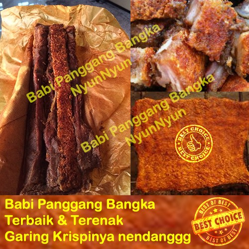 harga Babi panggang bangka Tokopedia.com
