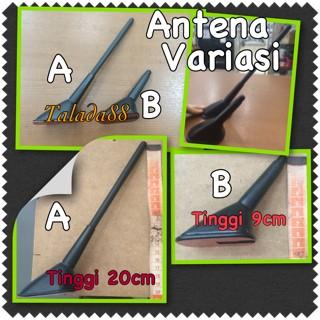 harga Antena variasi mobil model crv hitam Tokopedia.com