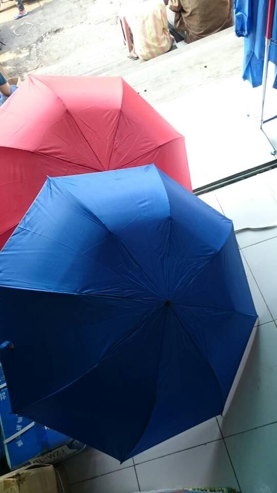 harga Payung lipat golf otomatis buka biru / merah Tokopedia.com