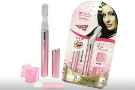 harga Micro touch lady hair trimmer Tokopedia.com