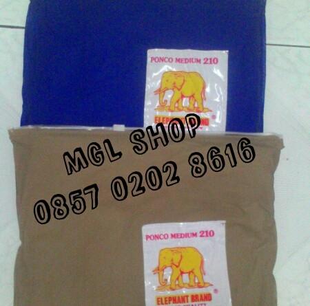 harga Mantel ponco jas hujan 1 kepala kualitas premium elephant grosir murah Tokopedia.com
